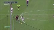 خلاصه بازی جنوا 1-0 آث میلان