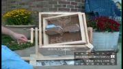 دستگاه ساخت مجسمه های پلی استر توخالی