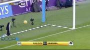 منچستر سیتی2-1سوانسی-خلاصه بازی(لیگ برتر انگلیس)