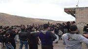 عزاداری تاسوعای حسینی(ع)_روستای زرجه بستان امامزاده سید پاك