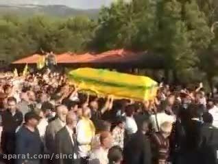 مرثیه جدید شهید جوان مدافع حرم حسین محمد حسین ۲۰۱۵-۱۹۹۶
