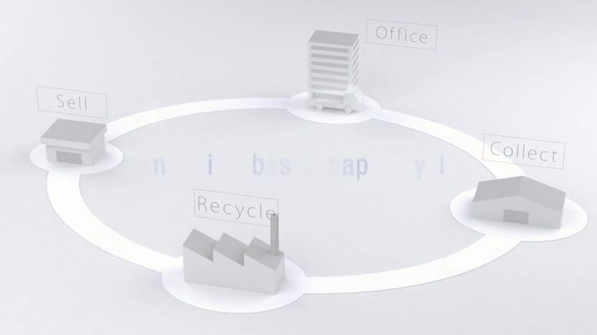 دستگاه بازیافت کاغذ شرکت اپسون