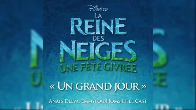 آهنگ frozen fever به فرانسوی