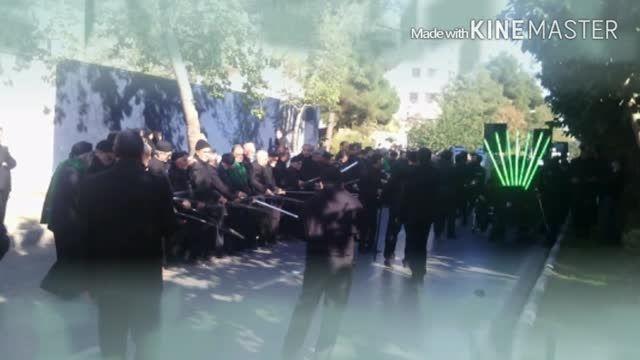 شاه حسین گویان مکتب الرضا
