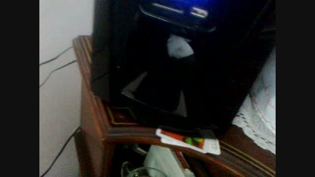 سیستم صوتی تقویتی کامپیوترم