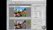 آموزش تكنیك سیاه و سفید در عكس رنگی با نرم افزار نیكون