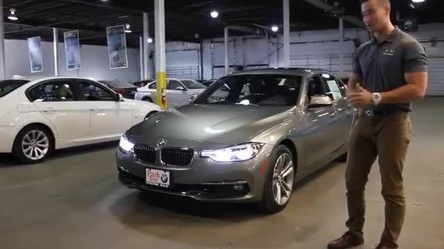 تست و بررسی بی ام و BMW 340i XDrive Sedan 2016