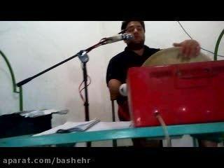 مرشد علی بحیرائی زورخانه ی پوریای ولی استان بوشهر