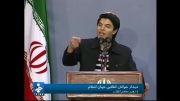 سخنان زیبای احمد حسن الجبیری در دیدار با امام خامنه ای ( مدظله العالی )