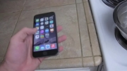 تست جوشاندن IPhone 6 در آب داغ