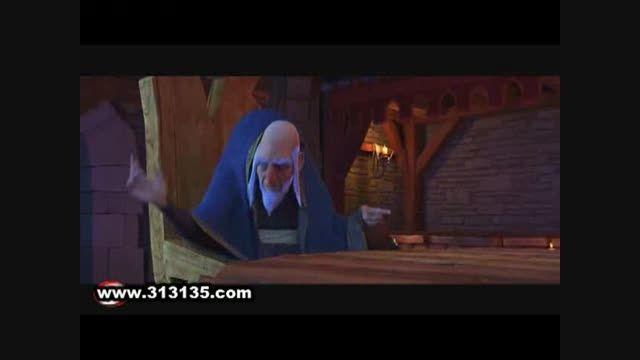 تیزر انیمیشن «شاهزاده روم»
