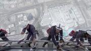 چگونه بزرگترین برج جهان را تمیز می کنند؟