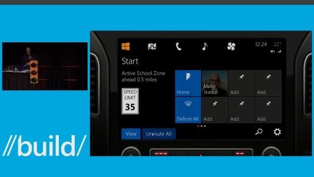 دستیار صوتی مایکروسافت، کورتانا در خودروی شما!
