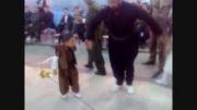 رقص کوردی زیبا کودک
