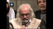 شعرخوانی محمدعلی مجاهدی در محضر رهبر انقلاب