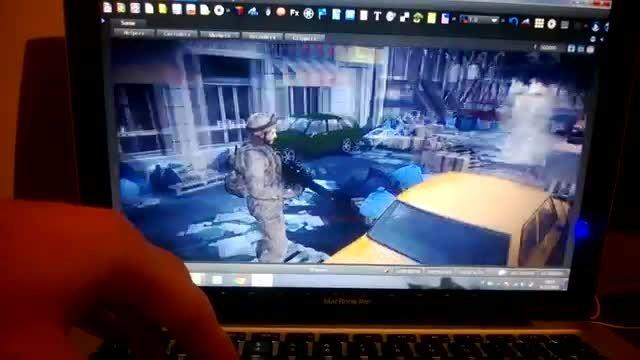 اجرای نسخه ی S2Engine HD 1.4.6 برروی Intel HD 4000