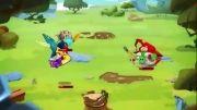 گیم پلی جدید از بازی Angry Birds Epic
