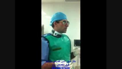درمان چسبندگی دیسک کمر با تزریق