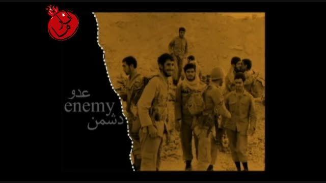 تشییع شهدای غواص و گمنام در شهر انار
