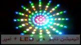 فروش فلاشر تابلو ال ای دی LED ثابت
