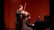 دوئت ویولن و پیانو - Nocturne in C sharp