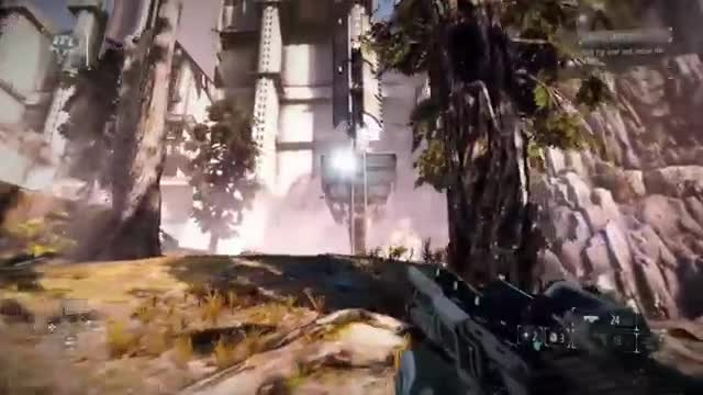 گیم پلی از Killzone shadow fall