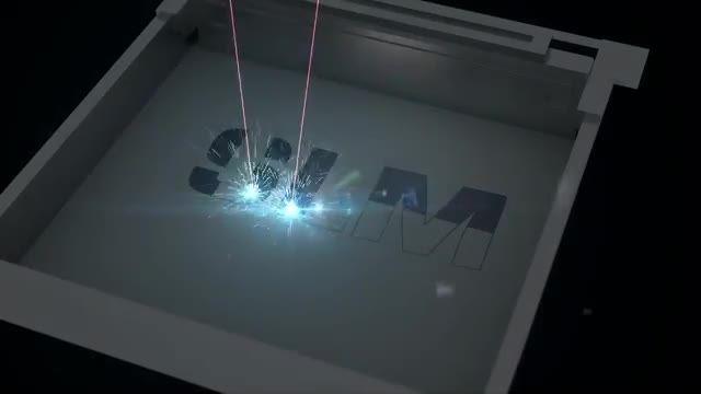 ساخت قطعات ماشین مسابقه BMW با پرینتر سه بعدی