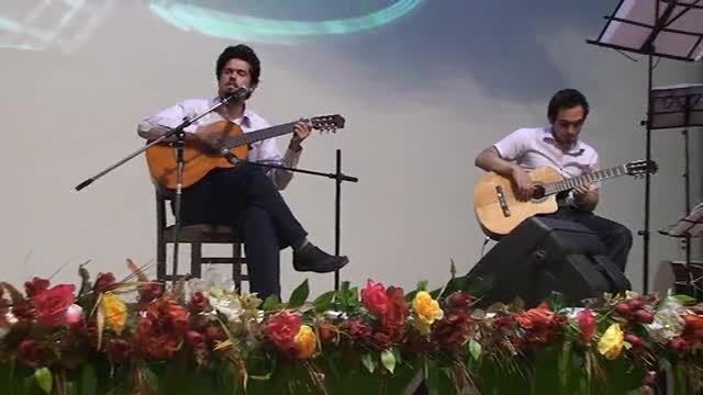 آهنگ وقتی نیستی محسن یگانه/با اجرای حسین مهراد