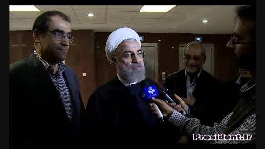 افتتاح بیمارستان پیامبر اعظم قشم
