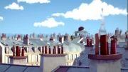 انیمیشن آهنگ زخم زبون از محسن چاووشی