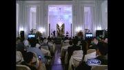اجرای زنده محسن یگانه در کاخ نیاوران
