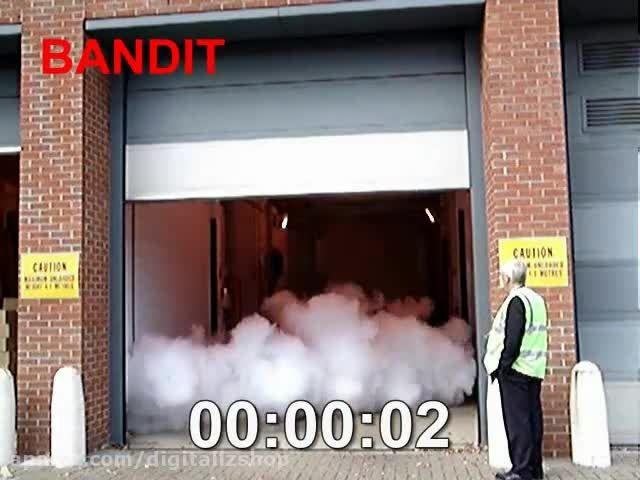 مه ساز ضد سرقت Bandit