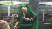 رجز امام حسین (ع) دهه دوم محرم سال 92 تهران محسن هاشمی