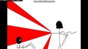 انیمیشن جنگ ستارگان-جنگ اوبی وان و دارت ویدر -ساخت خودم