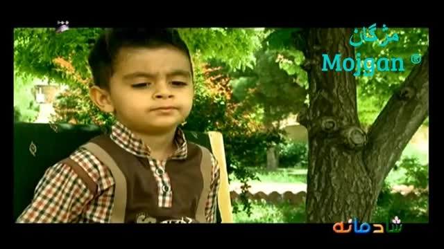 حرف زدن بچه های خنده دار فارسی