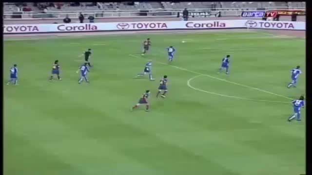 هایلایت کامل بازی لیونل مسی مقابل اسپانیول (2004)
