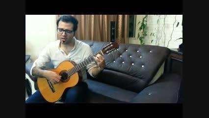 آهنگ بی خداحافظی رضا صادقی با صدای شهاب الدین وکیلی