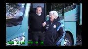 تمرینات تیم ملی آرژانتین برای دیدار با کرواسی