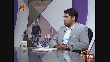 مناظره عبدی وکام فیروزی درباره انتخابات نشریات دانشجویی