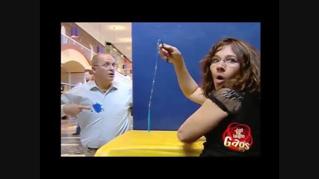 دوربین مخفی دعوای خنده دار - Motefavetha.com