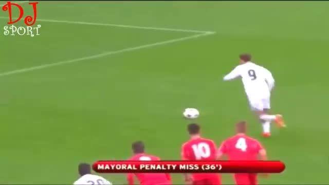 بهترین و زیباترین خطاهای تاریخ فوتبال
