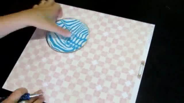 برای هدیه های کوچولوی خودتون جعبه کادویی خوشگل بسازید
