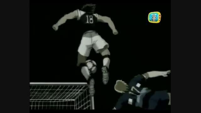 کارتون فوتبالیست ها 4 قسمت 48 دوبله فارسی