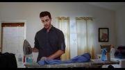 آموزش برای آقایان: اتو کشیدن ساده پیراهن مردانه