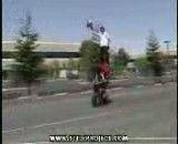 عاقبت موتور سواری ایرانی