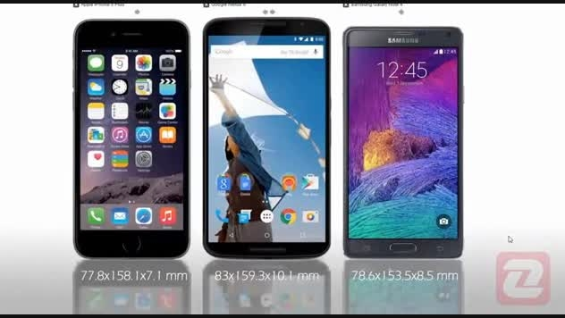 نقد و بررسی  Motorola Nexus 6  از بامیرو