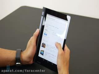 بررسی تبلت لنوو یوگا تب 3 8 اینچ Lenovo Yoga TAB 3