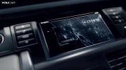تیزر رسمی - لندروور Discovery Sport - طراحی داخلی