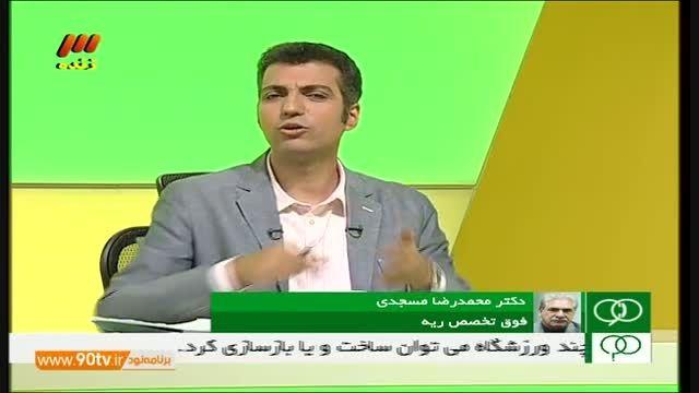 گفتگو با دکتر مسجدی به مناسبت روز عاری از دخانیات