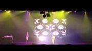 گلچینی از جوک های خنده دار حسن ریوندی در کنسرت تهران